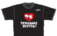 E-commerce per t-shirt solidali